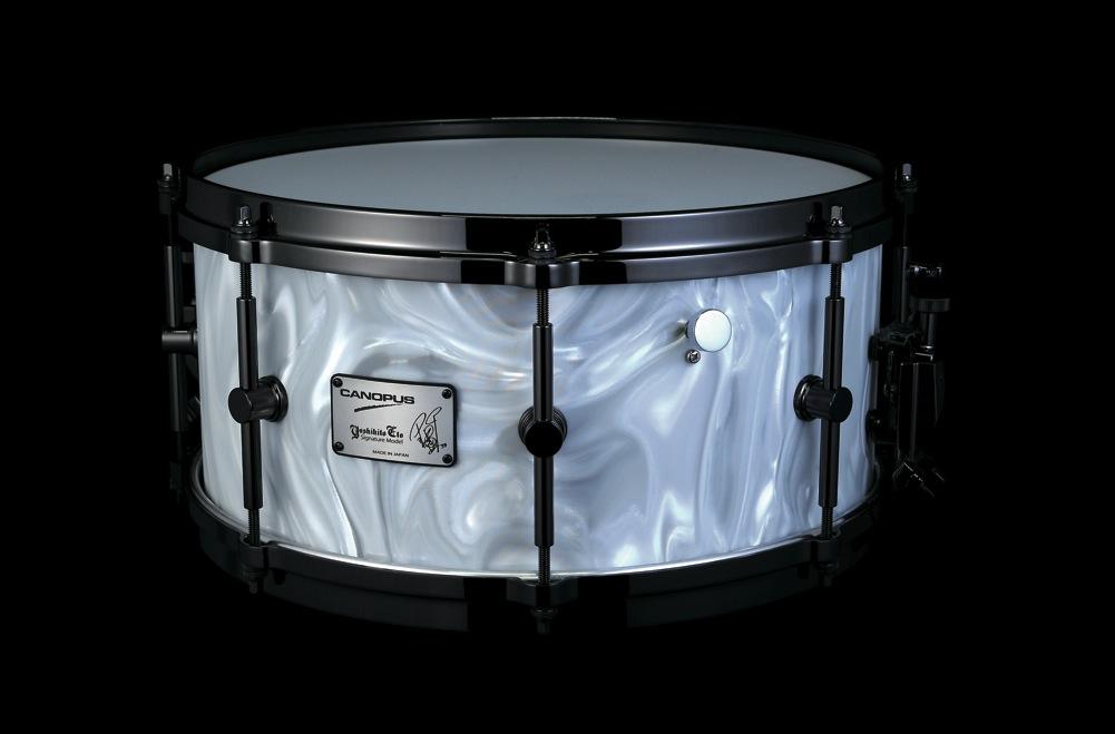 Canopus Yoshihito Eto Signature Snare Drum | Drum Gear Review